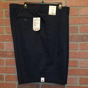 Roundtree & Yorke big man shorts 50 Navy (X54)